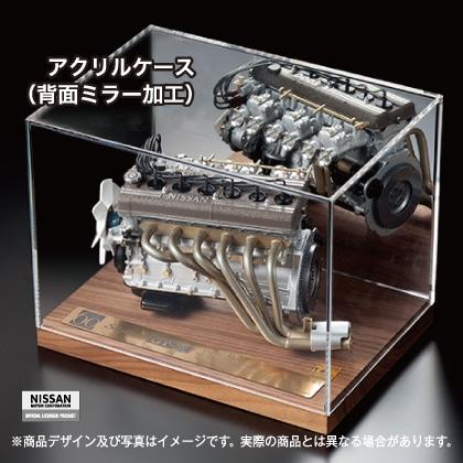 1/6スケール エンジンモデル GT-R S20 郵便局限定モデル