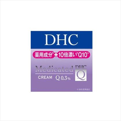 DHC 薬用Qフェースクリーム SS 23g [医薬部外品]