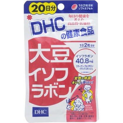 DHC大豆イソフラボン20日