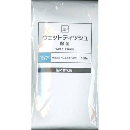 除菌ウェットティッシュ 詰替用  CF 130枚