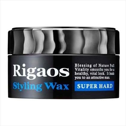 Rigaos リガオス スタイリングワックス スーパーハード ミニ 15g