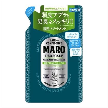 MARO(マーロ) 薬用デオスカルプトリートメント 詰め替え 400ml[医薬部外品]