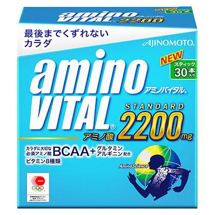 [アミノバイタル] 30本入箱 90g(3g×30)