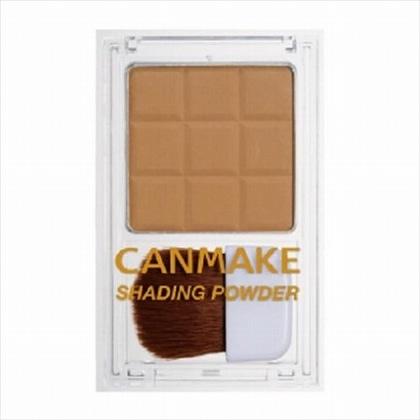 CANMAKE[キャンメイク] シェーディングパウダー 03 ハニーラスクブラウン
