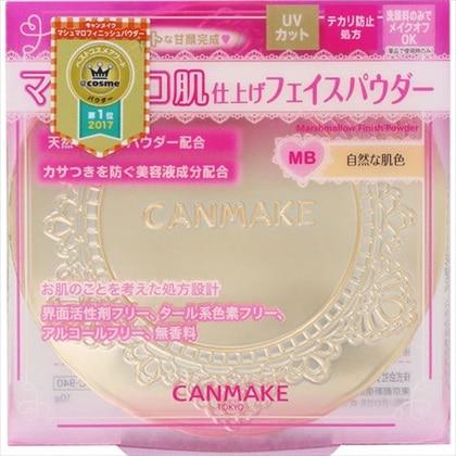 CANMAKE[キャンメイク] マシュマロフィニッシュパウダー MB マットベージュオークル