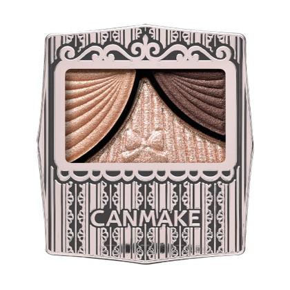 CANMAKE[キャンメイク] ジューシーピュアアイズ 01 クラシックピンクブラウン