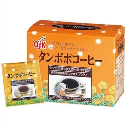 タンポポコーヒー(ノンカフェイン) 2g×30袋