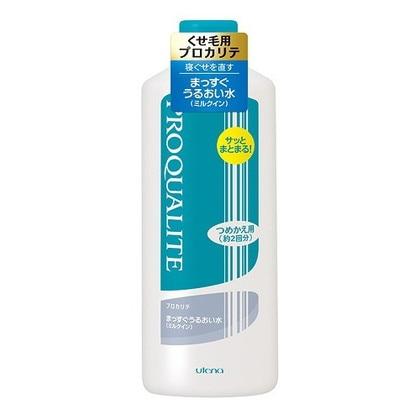 プロカリテ まっすぐうるおい水(ミルクイン)a つめかえ用 400ml