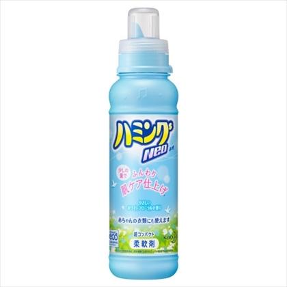 花王 ハミングNeo ホワイトフローラルの香り 本体 400ml