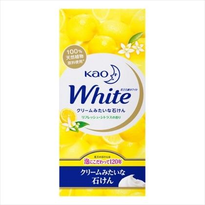 花王ホワイト リフレッシュ・シトラスの香り レギュラーサイズ 6コ