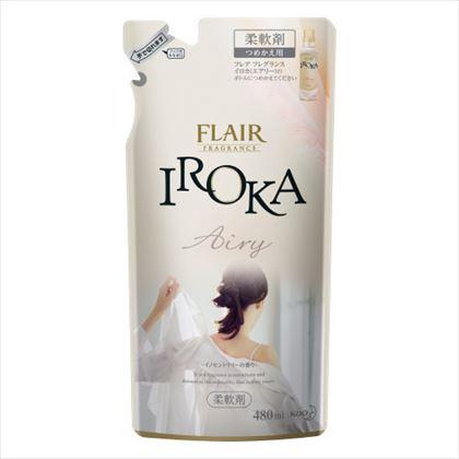 フレアフレグランス IROKA Airy 詰替 480ml