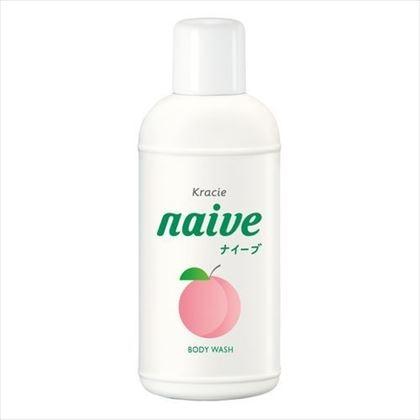 ナイーブ ボディソープ 桃の葉エキス配合 ミニ 80ml