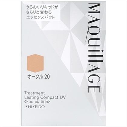 資生堂 マキアージュ トリートメント ラスティングコンパクト UV オークル20 (レフィル)