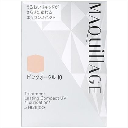 資生堂 マキアージュ トリートメント ラスティングコンパクト UV ピンクオークル10 (レフィル)