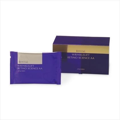 資生堂 リバイタル リンクルリフト レチノサイエンスAA N 12包(24枚)[医薬部外品]