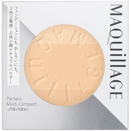 資生堂 マキアージュ パーフェクト マルチコンパクト 22(ブライトベージュ)(レフィル) 9g