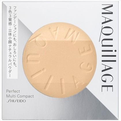 資生堂 マキアージュ パーフェクト マルチコンパクト 33(サニーベージュ)(レフィル) 9g