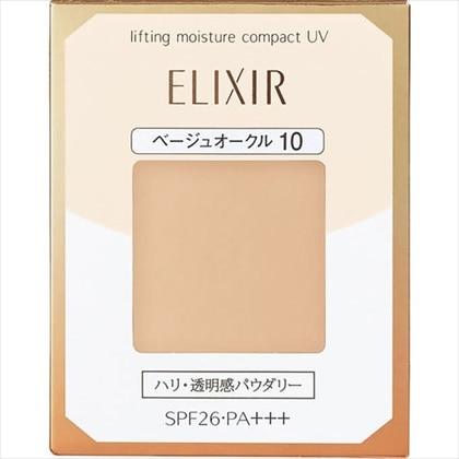 資生堂 エリクシール シュペリエル リフティングモイスチャーパクトUV BO10 (レフィル)