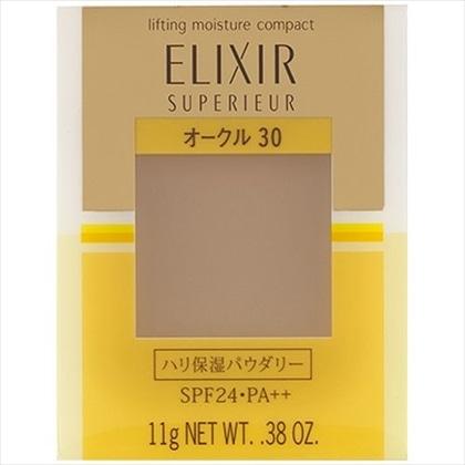 資生堂 エリクシール シュペリエル リフティングモイスチャーパクトUV オークル30 (レフィル)