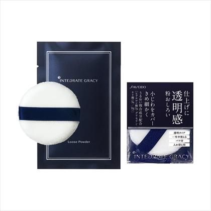 資生堂 インテグレート グレイシィ ルースパウダー(レフィル) 7.5g×2袋入
