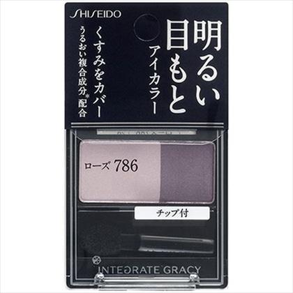 資生堂 インテグレート グレイシィ アイカラー ローズ786 2g