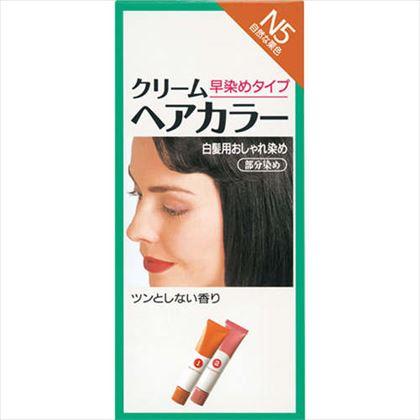 資生堂 ヘアカラー クリームヘアカラーN N5[医薬部外品]