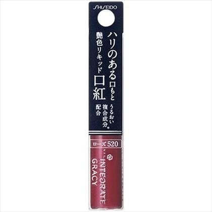 資生堂 インテグレート グレイシィ リキッドルージュ ローズ520 4.5g