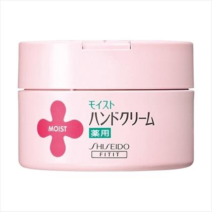 資生堂 モイスト 薬用ハンドクリームUR Lサイズ 120g[医薬部外品]