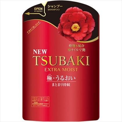 TSUBAKI(ツバキ) エクストラモイスト シャンプーNa つめかえ用 345ml