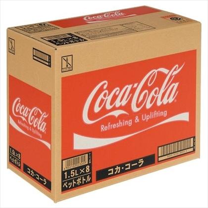 コカ・コーラ 1.5L×8本(1ケース)