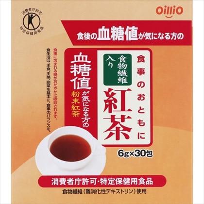 食事のおともに食物繊維入り紅茶 6g×30包