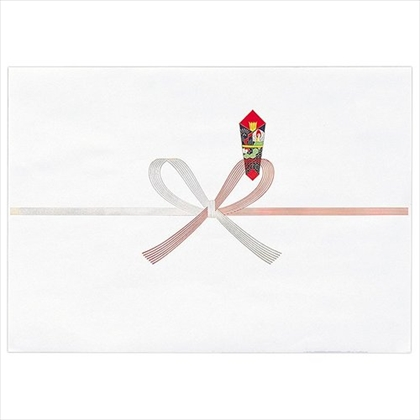 マルアイ 祝のし紙 A4 厚口 N(100枚入) [サイズ]:210×297mm