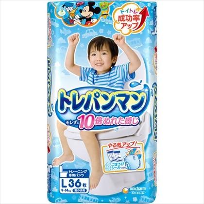 トレパンマン男の子用L36枚(パンツタイプ)