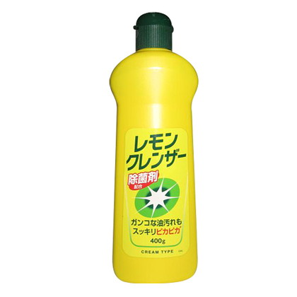 CFレモンクレンザー 400g