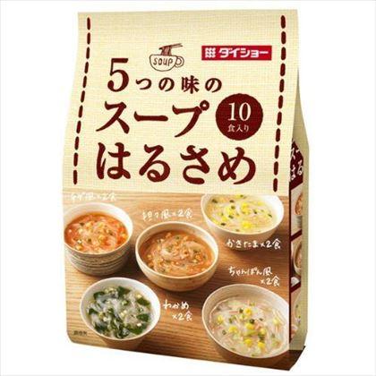 5つの味のスープはるさめ 10食入