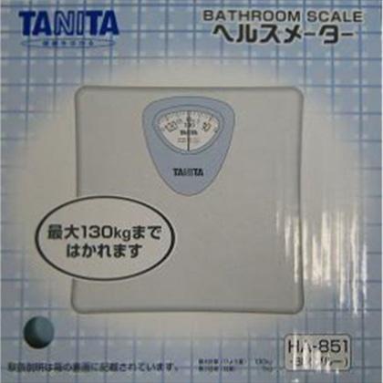 アナログヘルスメーター HA-851 (ブルー)