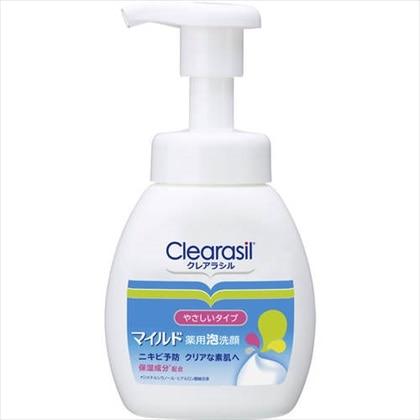 クレアラシル 薬用泡洗顔フォーム マイルドタイプ 200ml