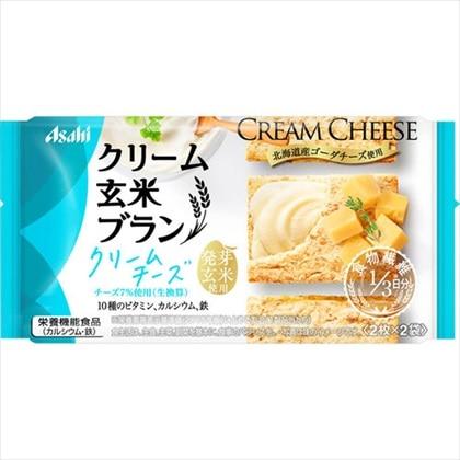 バランスアップ クリーム玄米ブラン クリームチーズ 72g(2枚×2袋)