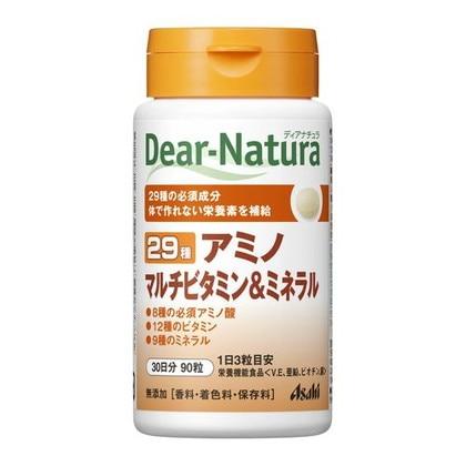 ディアナチュラ(Dear-Natura) 29 アミノマルチビタミン&ミネラル 90粒