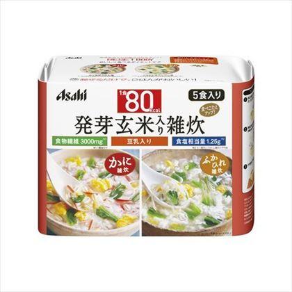 リセットボディ豆乳カニ雑炊&豆乳フカヒレ雑炊(5食セット)