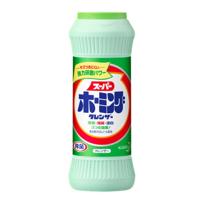 花王 スーパーホーミング 400g