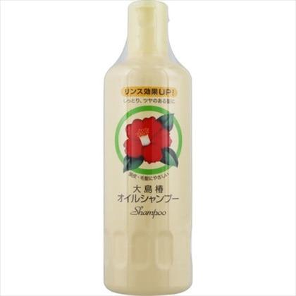 大島椿オイルシャンプー 400ml