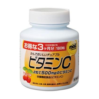 オリヒロ MOSTチュアブル ビタミンC