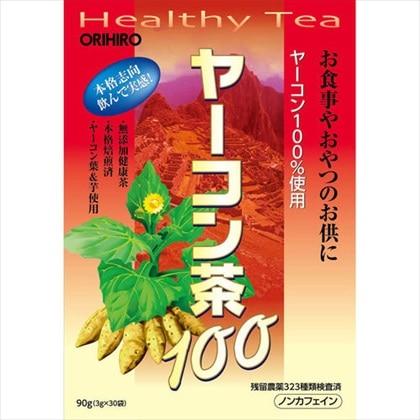 オリヒロ ヤーコン茶100(30袋)