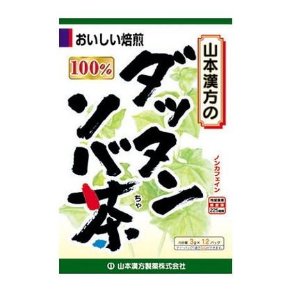 山本漢方 ダッタンソバ茶100% 3g×12包