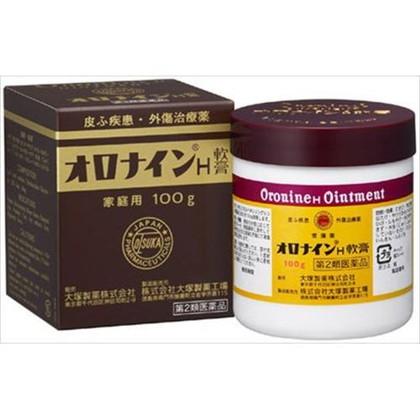 オロナインH軟膏 100g[第2類医薬品]