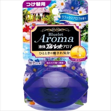 液体ブルーレットおくだけアロマ替リラックスアロマ