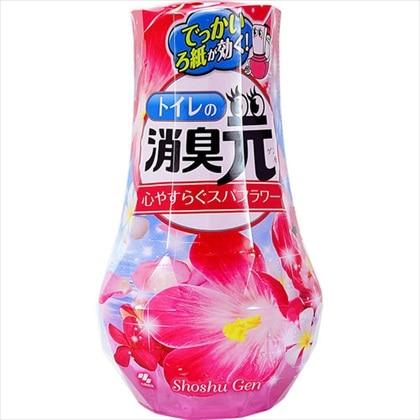 トイレの消臭元 心やすらぐスパフラワーの香り 400ml