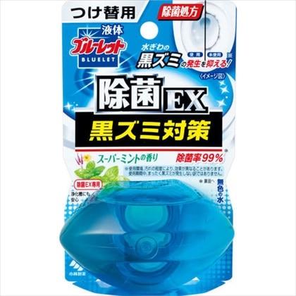 液体ブルーレットおくだけ 除菌EX スーパーミント つけ替用 70ml