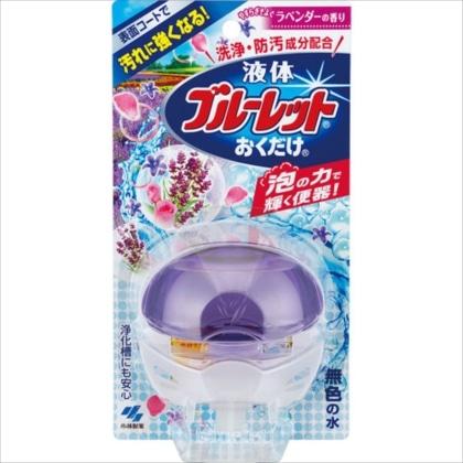 液体ブルーレットおくだけ やすらぎそよぐラベンダーの香り 本体 70ml